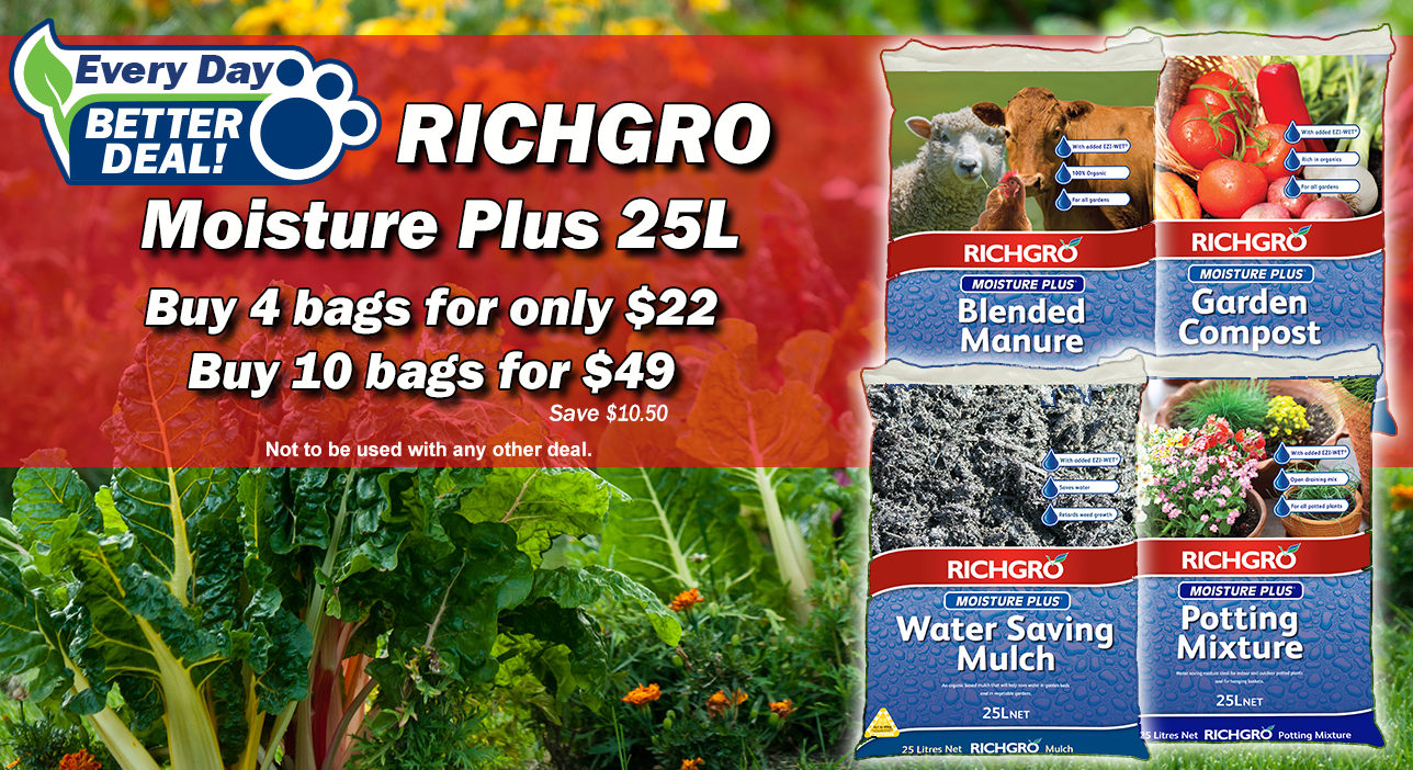Richgro Moisture Plus (2018)