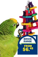TOYS FOR BIRDS