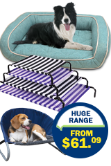 BEDDING FOR DOGS