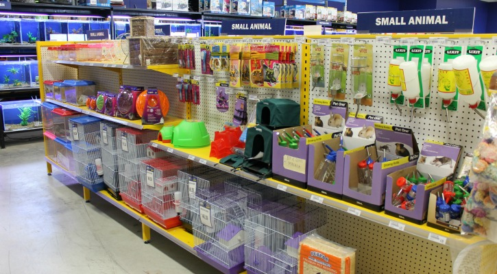 Store detail better pets and gardens - Estores malaga ...
