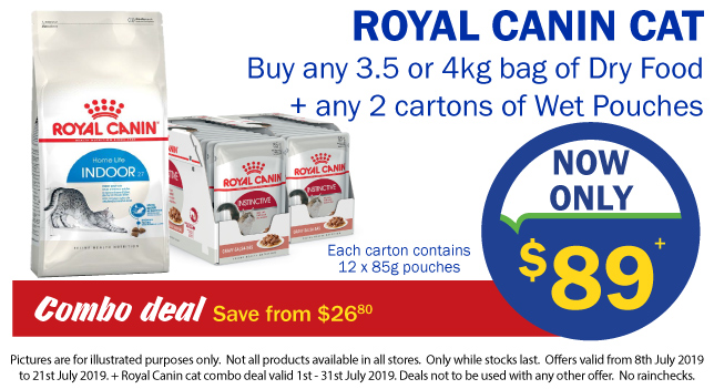 Royal Canin Cat Combo Deal