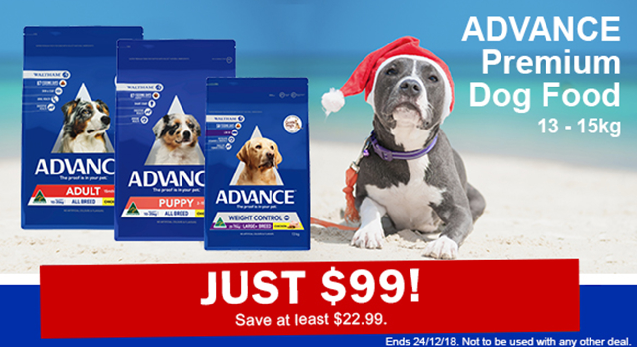 Advance_Christmas Deal