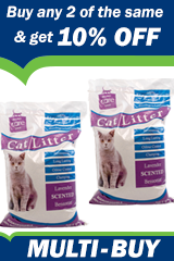MULTI-BUY Cat Litter