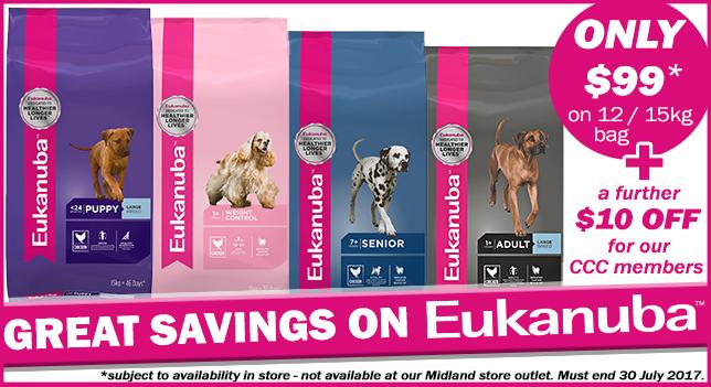 Eukanuba Big Bag Discount